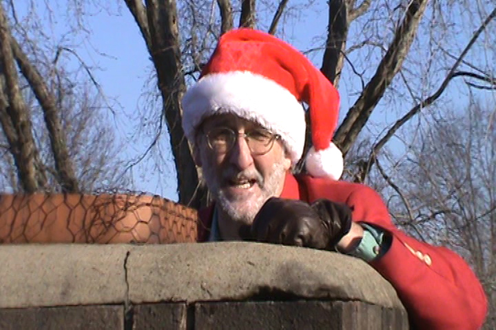 Tom Clay as Santa